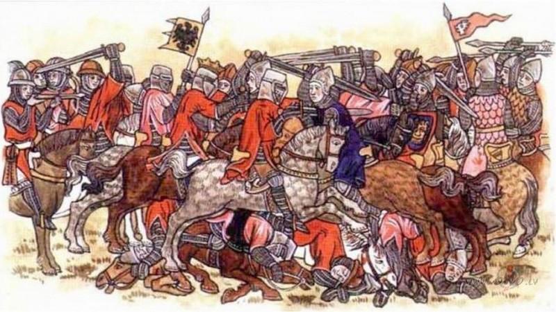 1 июня 1298 года произошло сражение при Трейдене