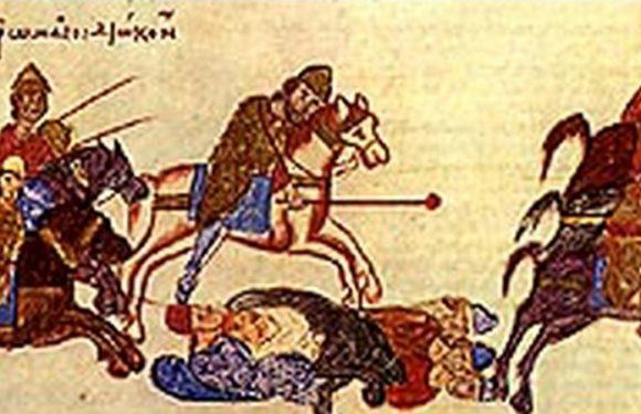 23 июля 971 года Святослав у Доростола решил дать бой Византии