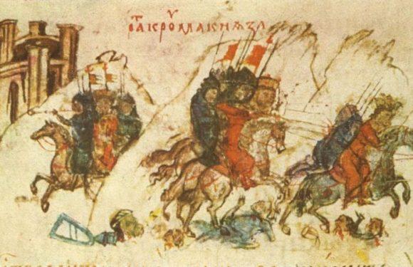 26 июля 811 года в Вырбишском ущелье погибает император Никифор
