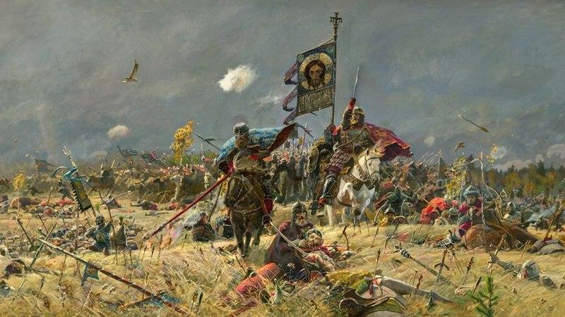 8 сентября состоялась Куликовская битва