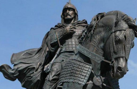 12 октября 1350 года родился Дмитрий Донской