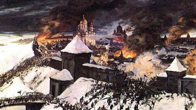 Оборона Рязани 16 декабря -21 декабря 1237 г. от войск Батыя