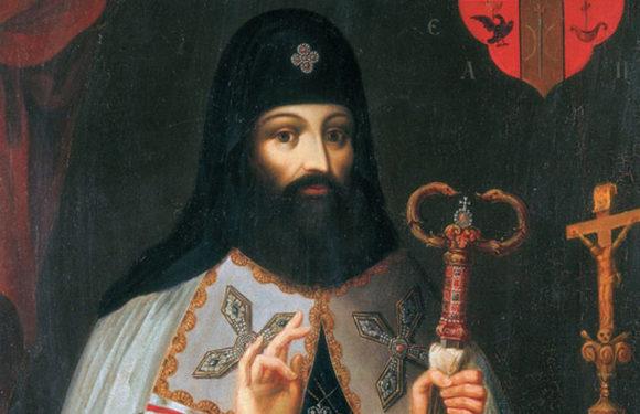 10 января 1597года родилсяПётр Могила — Митрополит Киевский