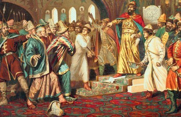 22 января 1440 года родился Иван III Васильевич