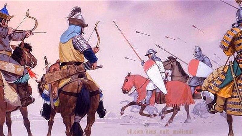 18 марта 1241года войско Золотой Ордыпобеждает польское войско
