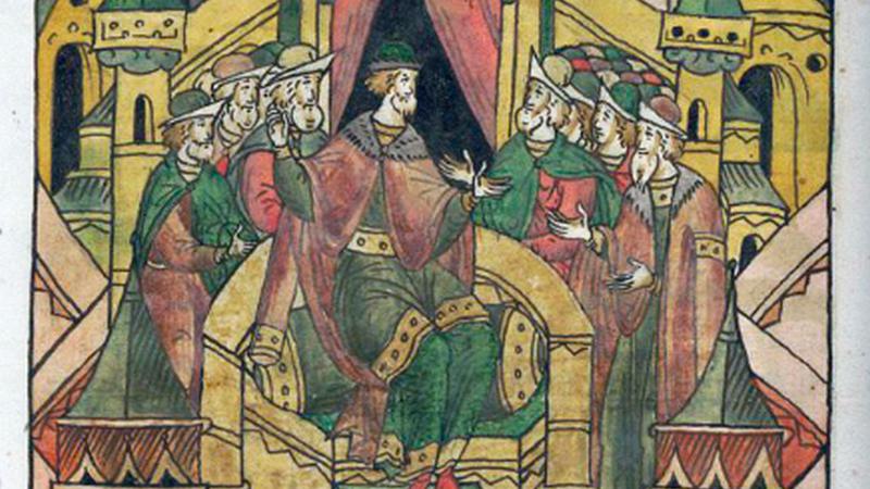 30 марта 1326 года сын Ивана Калиты — Иван II Красный