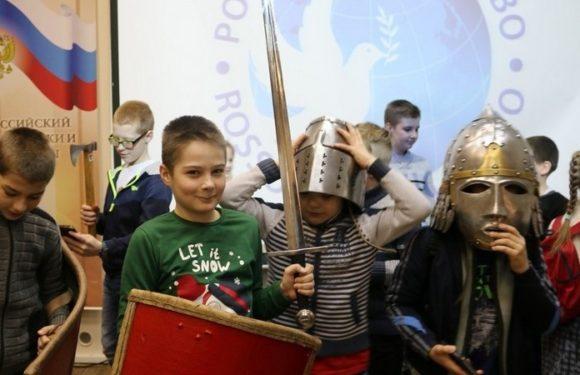 «Стаград» провел семинар на историческую тематику для школьников