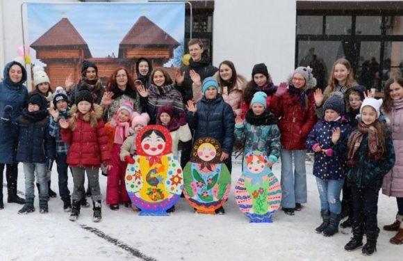 КИР «Стаград» принял участие в проведении Масленицы