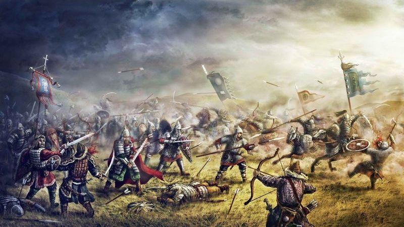 31 мая 1223 года произошла битва при Калке