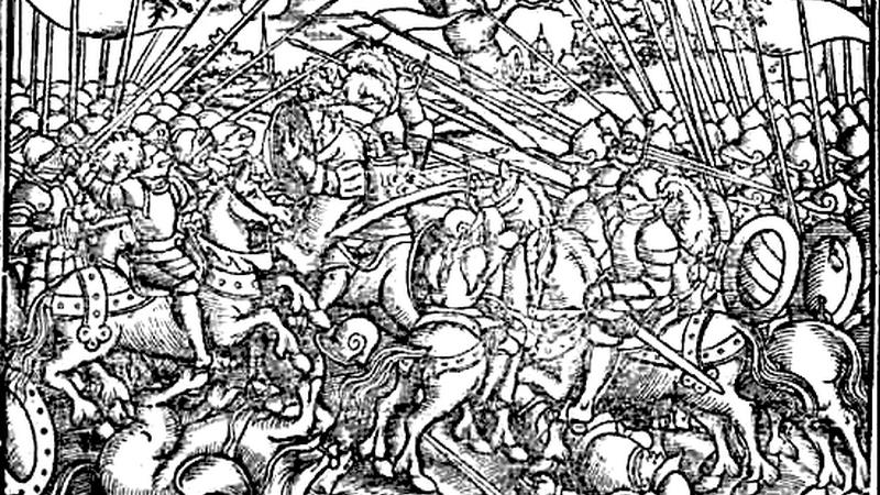 24 августа 1109 года состоялась битва на собачьем поле