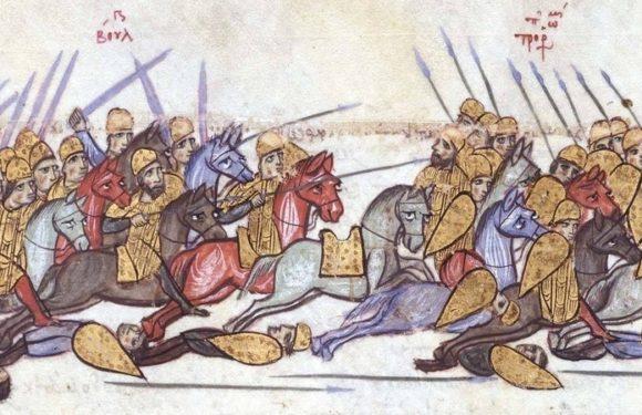 20 августа 917 года болгарское войско разгромило византийцев
