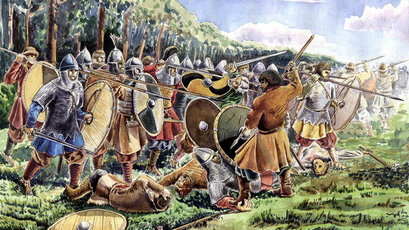 3 октября 1078 года состоялась битва на Нежатиной Ниве