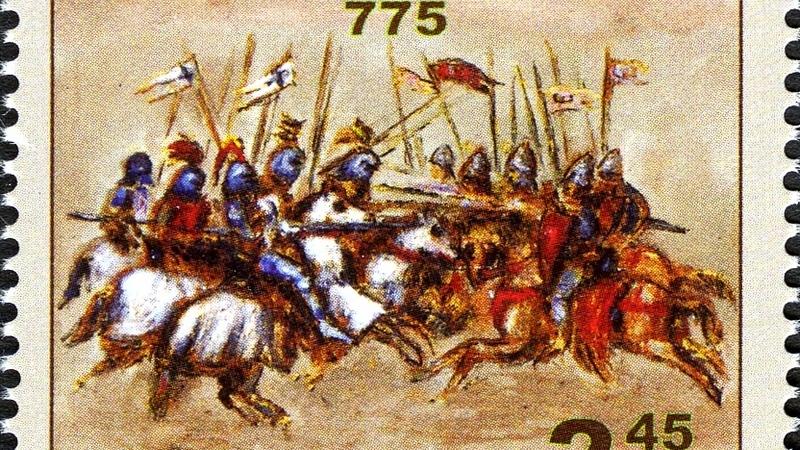 22 сентября 1236 года состоялась битва при Сауле
