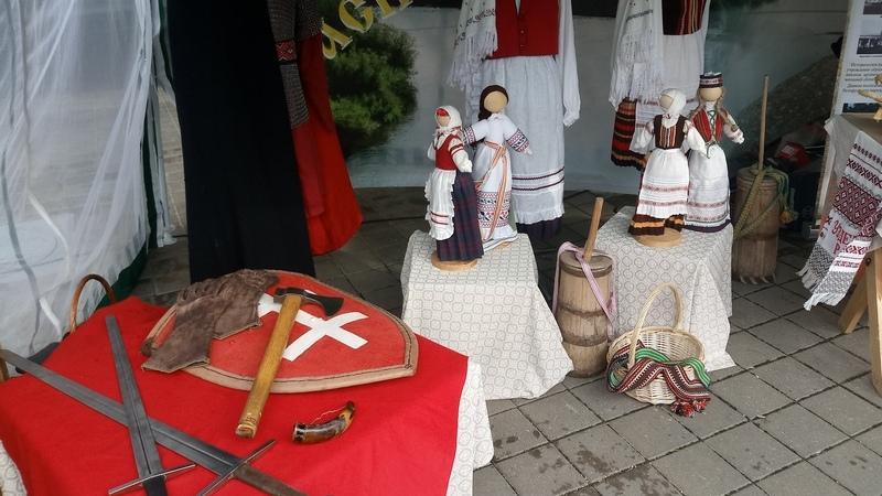 КИР «Стаград» принял участие в фестивале-ярмарке «Дожинки-2019»