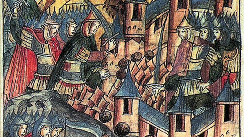 25 марта 1238 года началась героическая оборона Козельска
