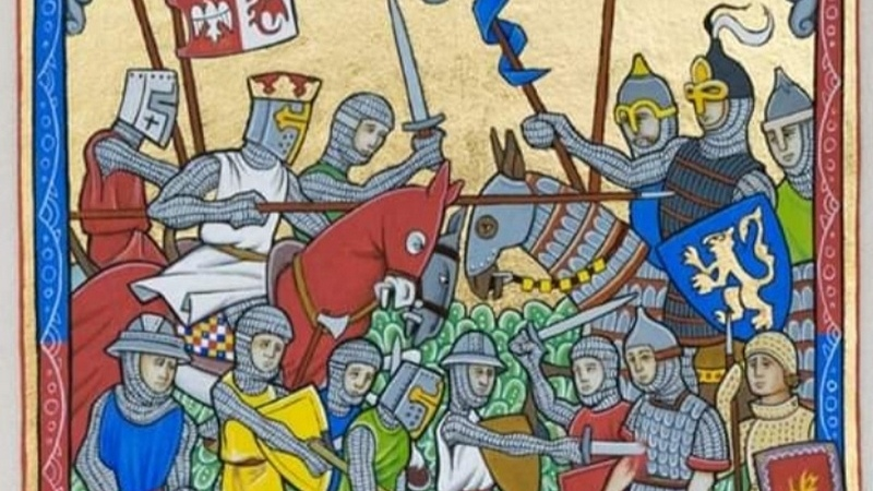 19 июня 1205 года состоялась битва при Завихвосте