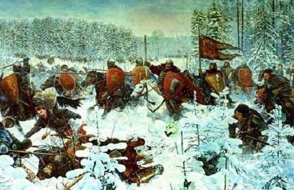 15 января 1248 года состоялась битва на реке Протва