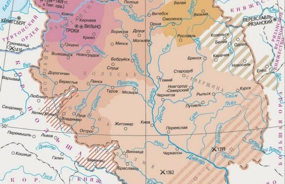 Литовцы в завоеванных русских землях