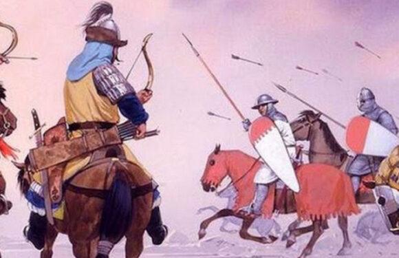 18 марта 1241 года произошла битва под Хмельником