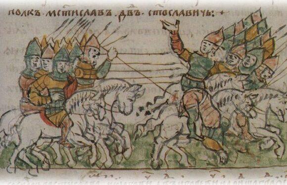 27 марта 1111 года произошла битва на реке Сольнице