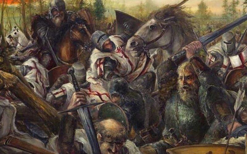 13 июля 1260 года состоялась битва при Дурбе
