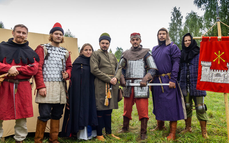 КИР «Стаград» на фестивале славянской мифологии «Шлях Цмока»